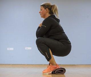Ekspertene viser:Åtte øvelser for en sterkere rygg