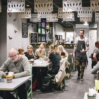 Restaurantanmeldelse: Savnet ikke fredagstacoen