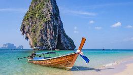 Fire måter å nyte Thailand på