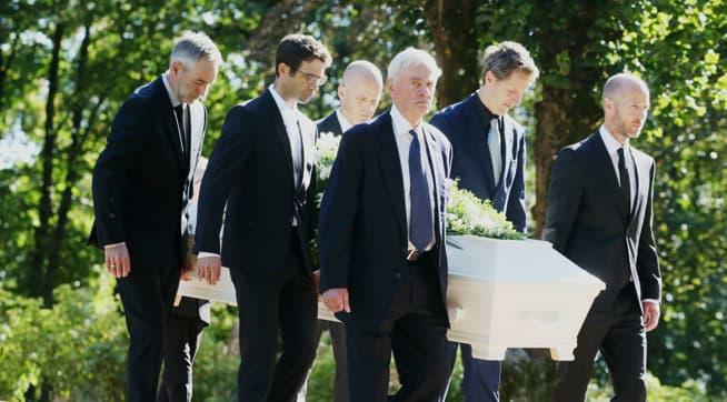 Bjørndalen om begravelsen til Hanevold:- Gripende