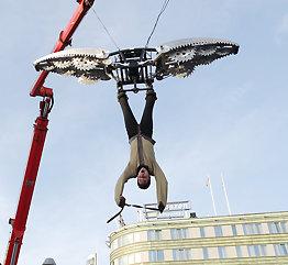 Livsfarlig stunt på Oslo S