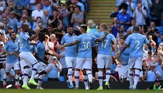 Manchester City - Watford: Scorings-rekord
