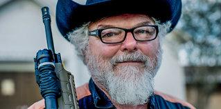 Helten etter kirkeskyting: - Du får aldri min AR-15