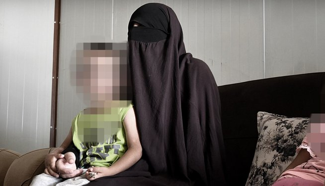 Datteren sitter i IS-leiren:Ekstreme islamister har innført skrekkvelde