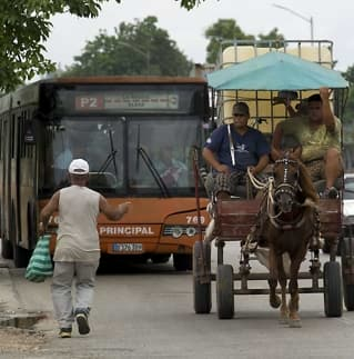 Engergikrisenrammer Cuba hardt