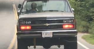Ser du hva som er feil med denne bilen?