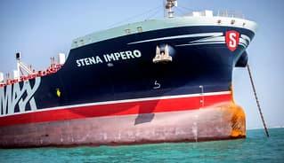 Britisk oljetanker sluppet fri i Iran