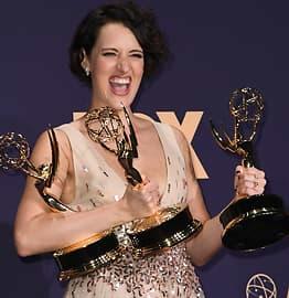 Sjekk Emmy-vinnerne:  Hun ble nattens komidronning